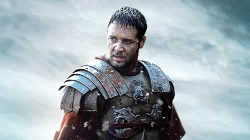 gladiator, ridley scott, russell crowe