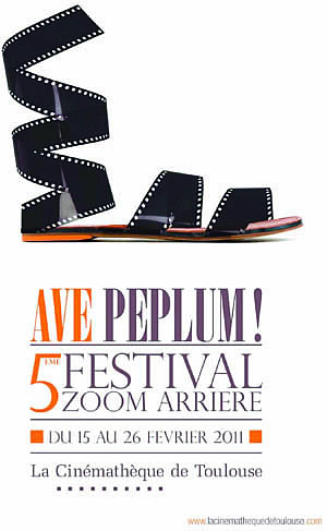 ave peplum, zoom arriere, cinematheque de toulouse