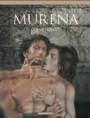 murena 9, les epines, jean dufaux, philippe delaby