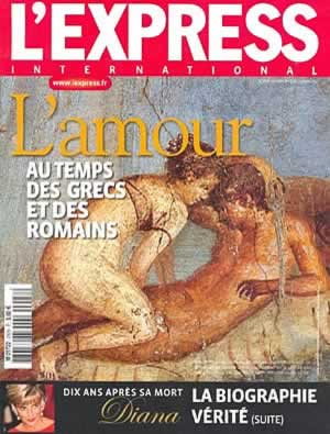 l'express - amour antique