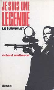 le survivant - richard matheson