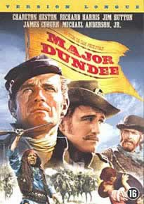 major dundee - charlton heston