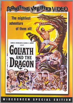 goliath and dragon