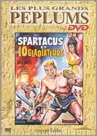 spartacus & 10 gladiateurs
