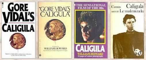 caligula novel.