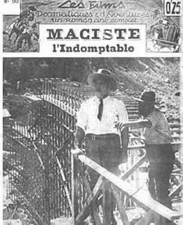 maciste indomptable