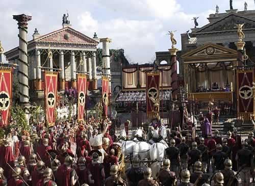 Life of julius cesar