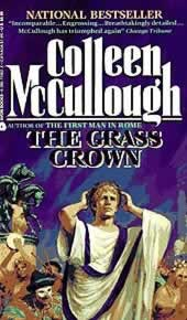 the grass crown - c mccullough