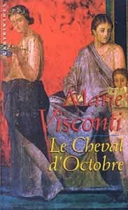 cheval d'octobre - marie visconti