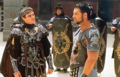commode gladiator