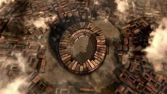 spartacus arenes