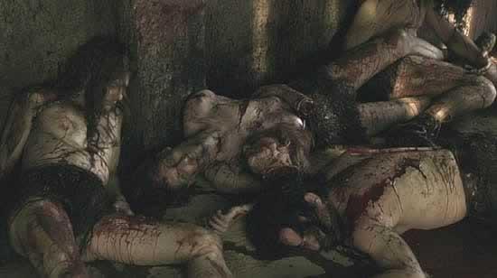 gladiateurs morts