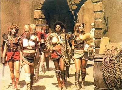 Pam grier the arena compilation - 3 part 6